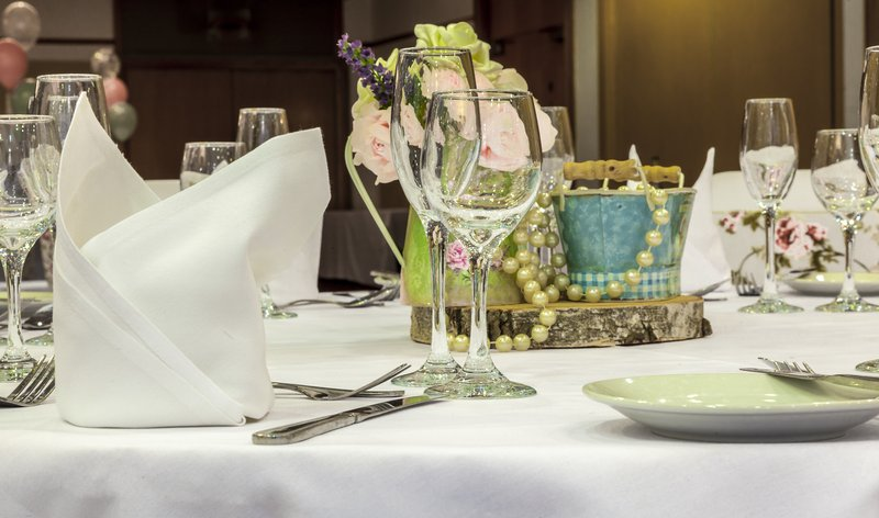 Holiday Inn Newcastle-Jesmond-Wedding reception<br/>Image from Leonardo