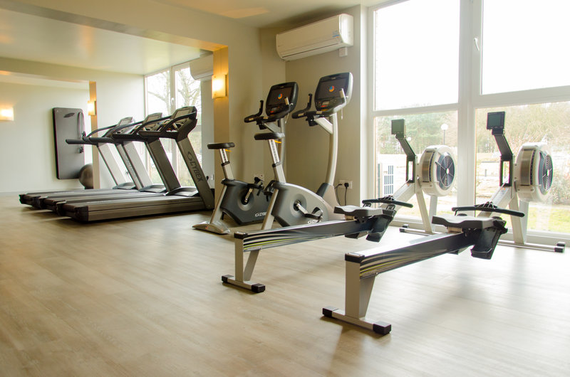 Holiday Inn Newcastle-Jesmond-Fully air conditioned gym<br/>Image from Leonardo