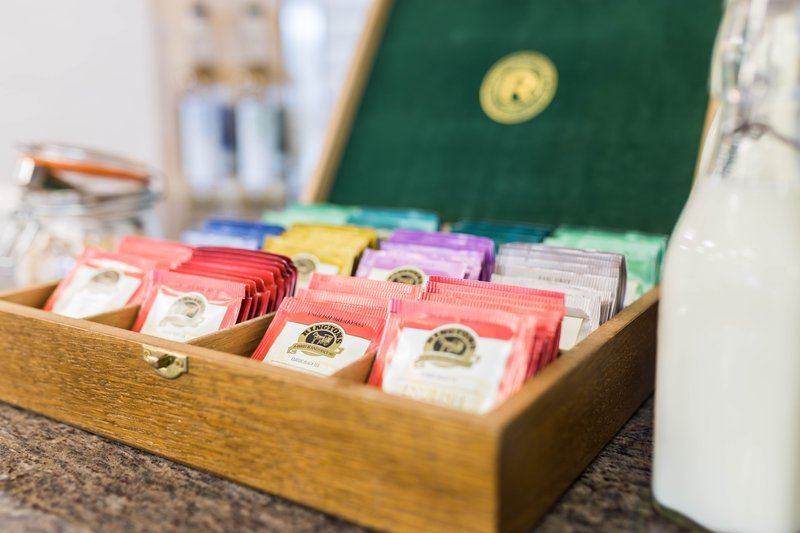 Holiday Inn Newcastle-Jesmond-Pick a tea of your choice<br/>Image from Leonardo