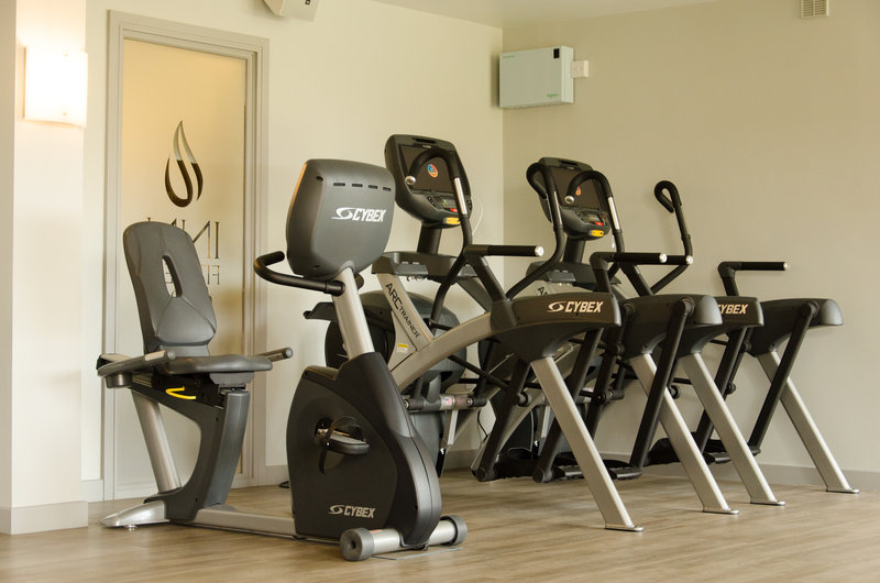 Holiday Inn Newcastle-Jesmond-Gym<br/>Image from Leonardo
