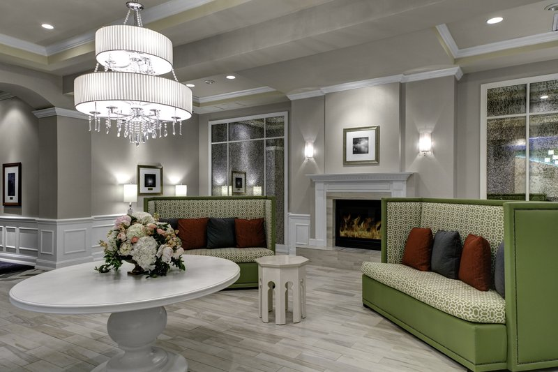 Holiday Inn Savannah Historic District-Our elegant hotel lobby is welcoming with a side of southern charm<br/>Image from Leonardo