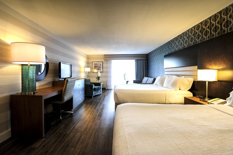 Holiday Inn Niagara Falls - by the Falls-Room for the whole family in our new 2 Queen with Sofabed rooms<br/>Image from Leonardo