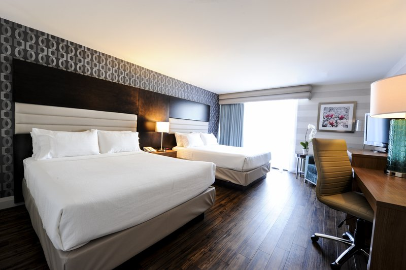 Holiday Inn Niagara Falls - by the Falls-Explore Niagara Falls and then unwind in our spacious 2 Queen room<br/>Image from Leonardo