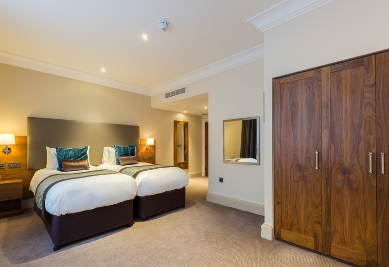 AMBA Hotel Marble Arch-Marble Arch Deluxe Twin<br/>Image from Leonardo