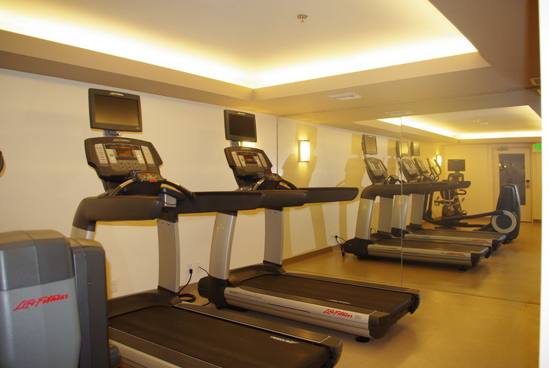 Holiday Inn Buena Park-Near Knott's-Newly upgraded hotel fitness center with personal viewing screens<br/>Image from Leonardo
