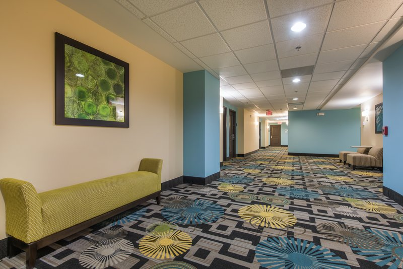 Holiday Inn Express & Suites Colorado Springs Central-Newest Holiday Inn Express & Suites in Colorado Springs.<br/>Image from Leonardo