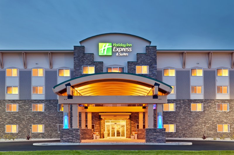 Holiday Inn Express & Suites Fairbanks-Holiday Inn Express and Suites Hotel Fairbanks<br/>Image from Leonardo