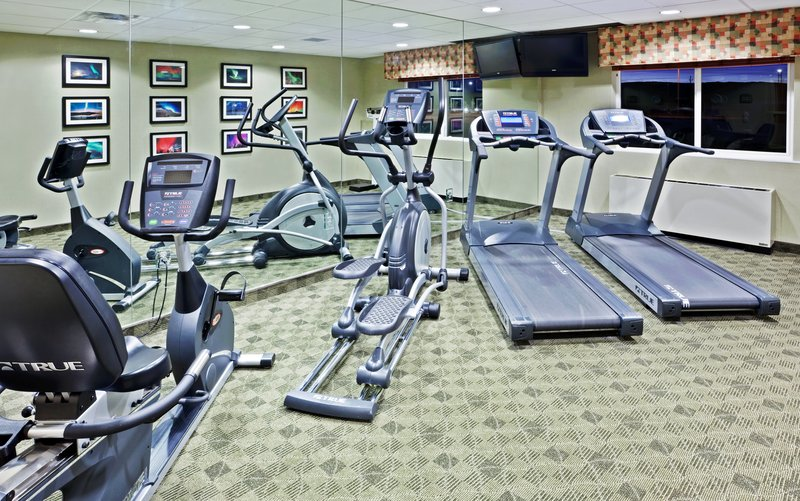 Holiday Inn Express & Suites Fairbanks-Enjoy our well equipped fitness center<br/>Image from Leonardo