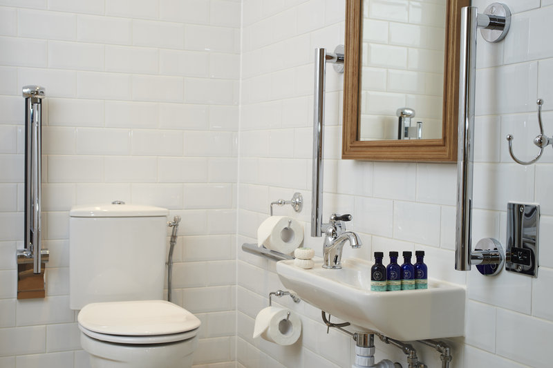 Principal York-Accessible Bathroom with full wet room<br/>Image from Leonardo