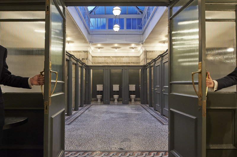 Principal York-Original marble gents toilets dates back over 140 years<br/>Image from Leonardo