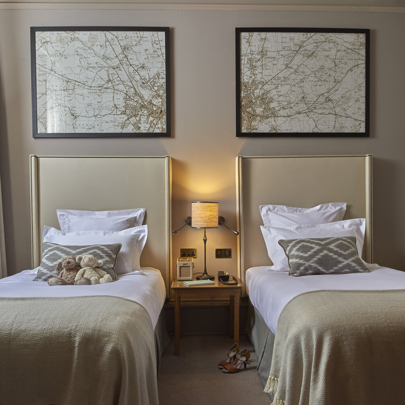 Principal York-Twin rooms at The Principal York are cosy and full of character<br/>Image from Leonardo
