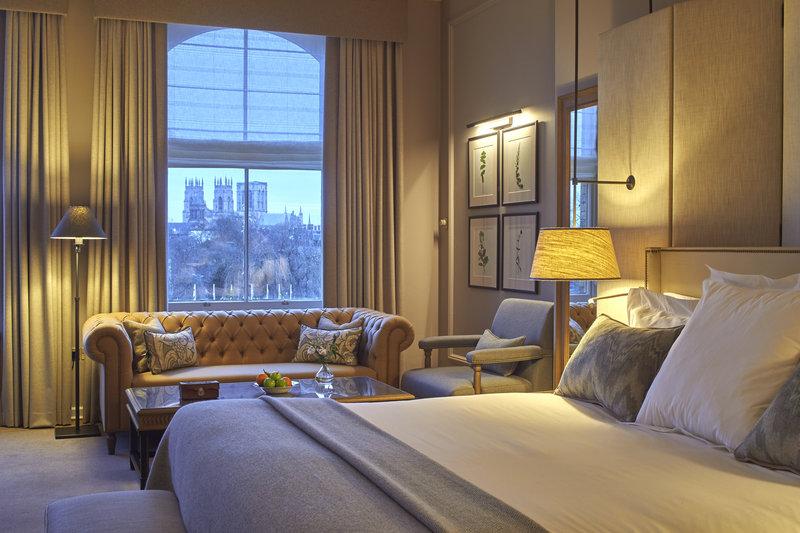 Principal York-Suites at Principal York have magnificent views of York Minster<br/>Image from Leonardo