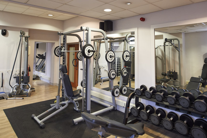Principal York-Gym is equipped with a range fitness equipment<br/>Image from Leonardo