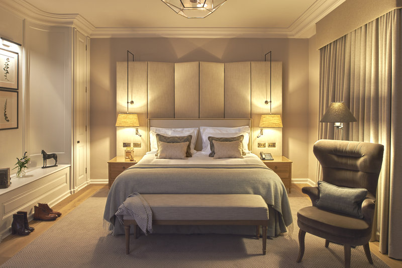 Principal York-Relax in subtle luxury in one of our superior bedrooms in York<br/>Image from Leonardo
