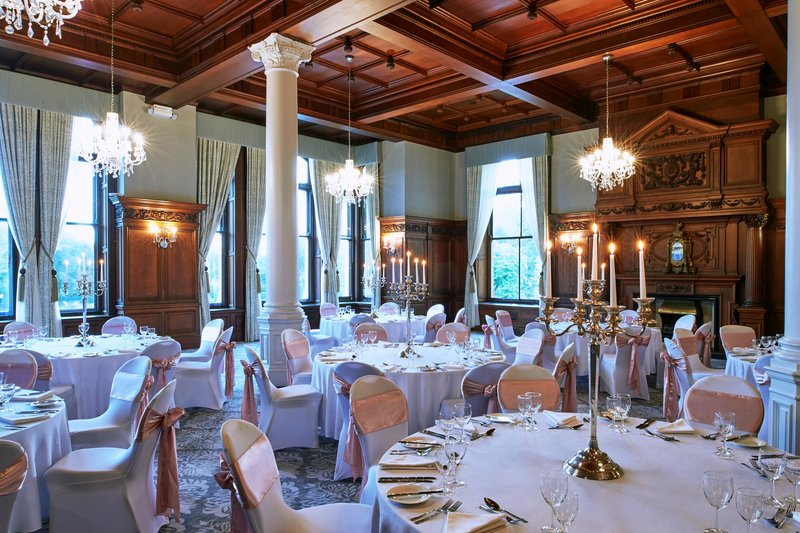 Principal York-Raise a toast & tuck into a romantic wedding breakfast in York<br/>Image from Leonardo