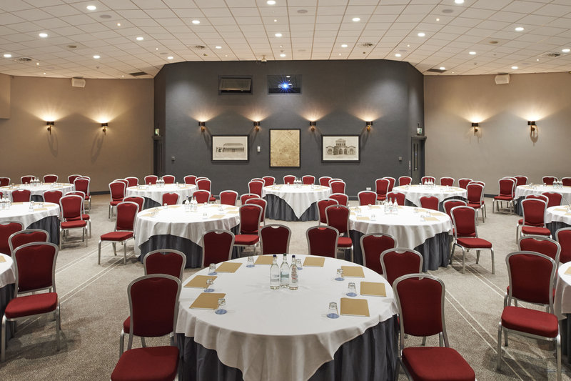 Principal York-Exhibition and event space in York for up to 400 delegates<br/>Image from Leonardo