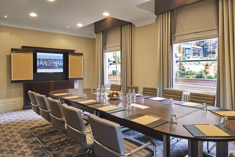 Principal York-Leeman room is the ideal venue for small meeting & events in York<br/>Image from Leonardo