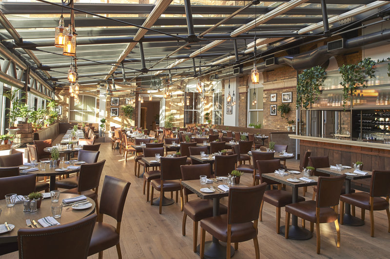 Principal York-The Refectory is an all-day restaurant in York city centre<br/>Image from Leonardo