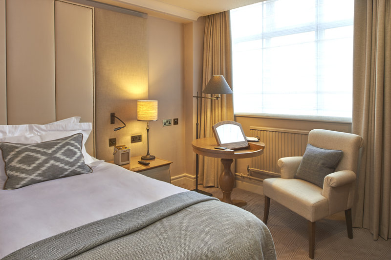 Principal York-Sidings rooms are ideal for short stays and solo trips in York<br/>Image from Leonardo