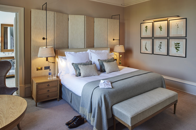 Principal York-Deluxe rooms are located in the main house with original features<br/>Image from Leonardo
