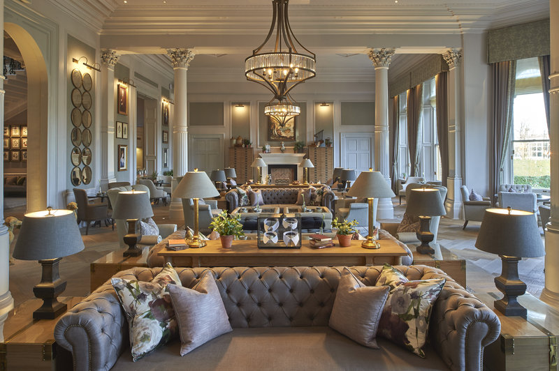 Principal York-The Garden Room with York Minster views ideal for Afternoon Tea<br/>Image from Leonardo
