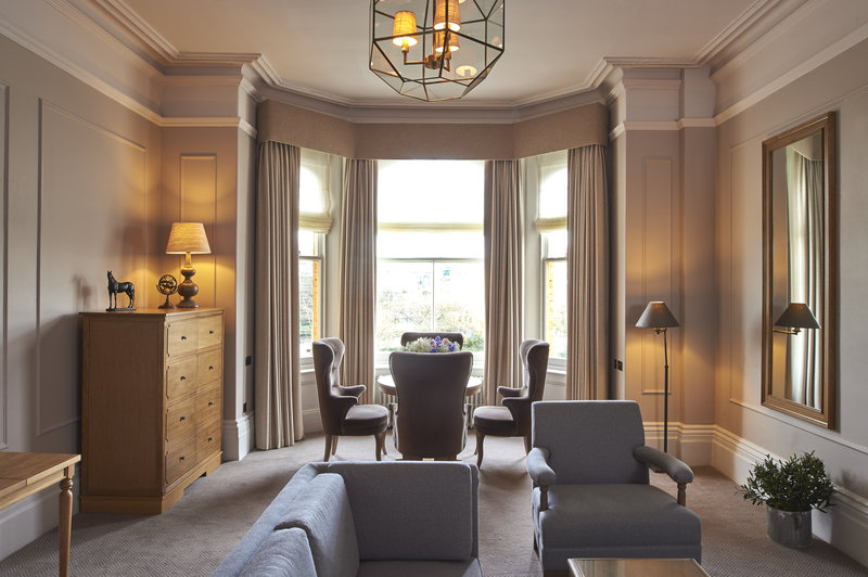 Principal York-Minster suites have separate bedrooms and living rooms<br/>Image from Leonardo