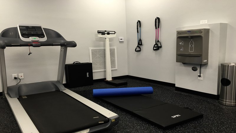 Holiday Inn Express and Suites-Fitness Center<br/>Image from Leonardo