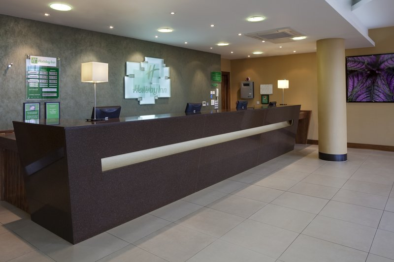 Holiday Inn Norwich City-Hotel Main Front Desk<br/>Image from Leonardo