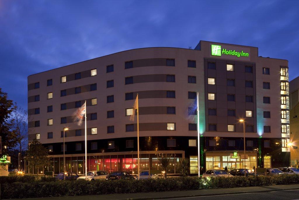 Holiday Inn Norwich City-Night at Holiday Inn Norwich City<br/>Image from Leonardo