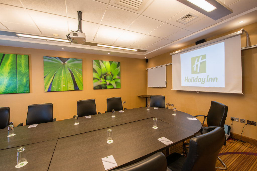 Holiday Inn Norwich City-Meeting Room in Boardroom Style<br/>Image from Leonardo