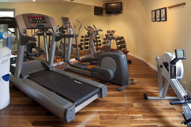 Holiday Inn Norwich City-Hotel's Mini Gym<br/>Image from Leonardo