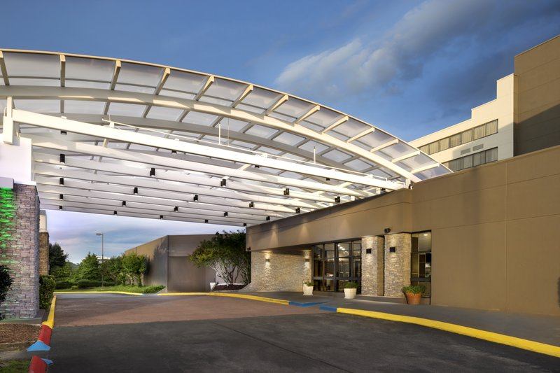 Holiday Inn Johnson City-Welcome to our Holiday Inn Hotel<br/>Image from Leonardo
