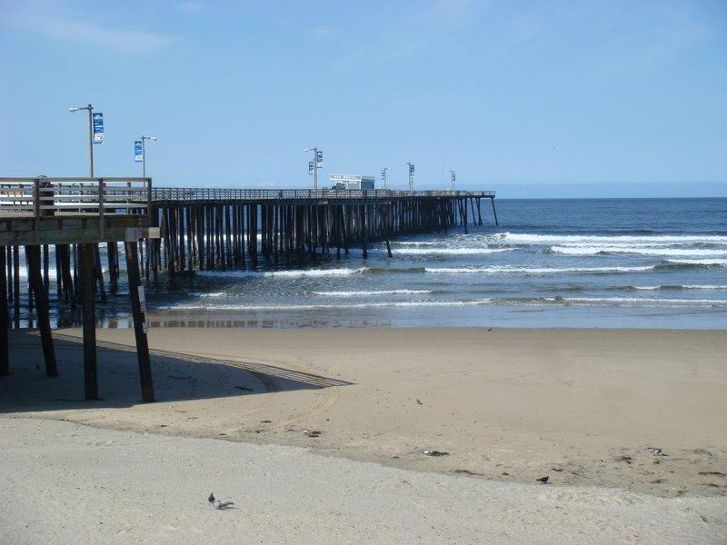 Holiday Inn Express grover Beach-Pismo Beach Area-Visit the Pismo Beach Pier<br/>Image from Leonardo