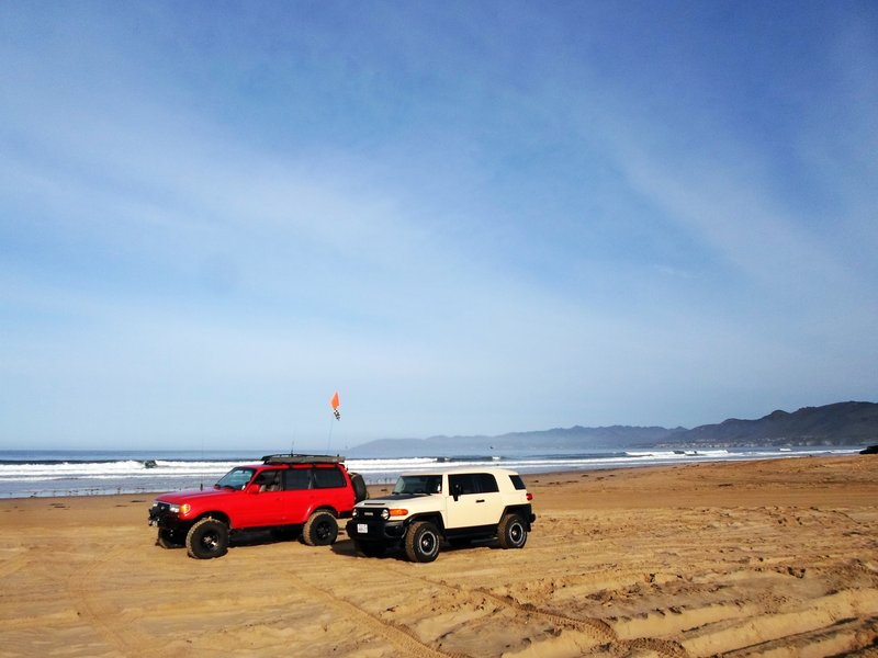 Holiday Inn Express grover Beach-Pismo Beach Area-The only beach in California you may drive your vehicle on<br/>Image from Leonardo