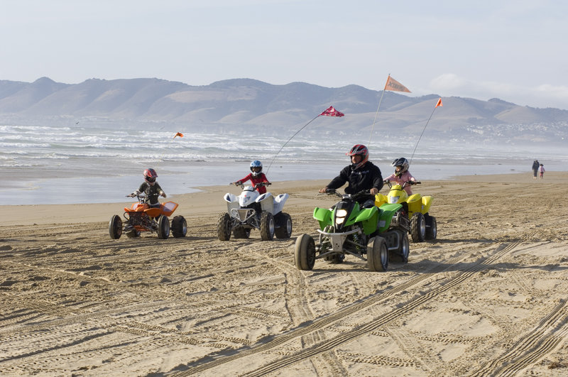 Holiday Inn Express grover Beach-Pismo Beach Area-ATV Rentals available on Pismo Beach<br/>Image from Leonardo
