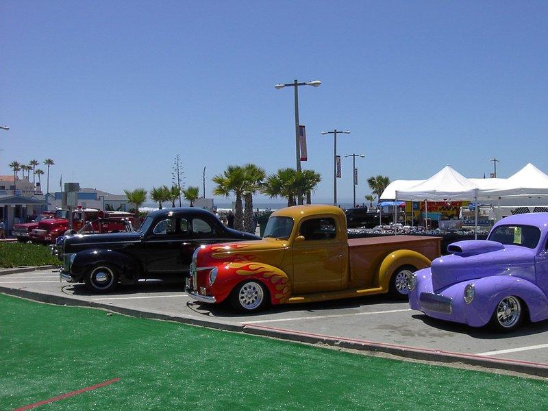 Holiday Inn Express grover Beach-Pismo Beach Area-Pismo Beach Classic Car Show<br/>Image from Leonardo