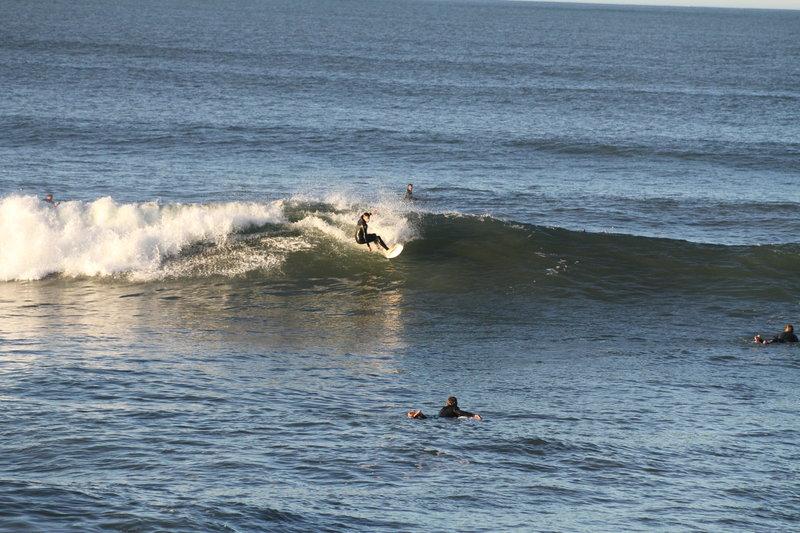 Holiday Inn Express grover Beach-Pismo Beach Area-Surfing at Pismo Beach<br/>Image from Leonardo