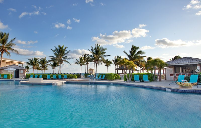 Holiday Inn Resort Grand Cayman-Swimming Pool at the Holiday Inn Grand Cayman<br/>Image from Leonardo