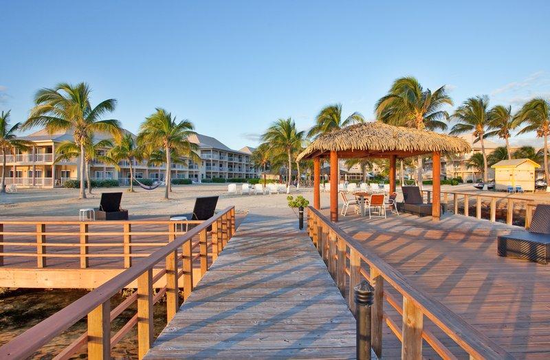 Holiday Inn Resort Grand Cayman-240 foot pier for relaxing, Holiday Inn Grand Cayman<br/>Image from Leonardo