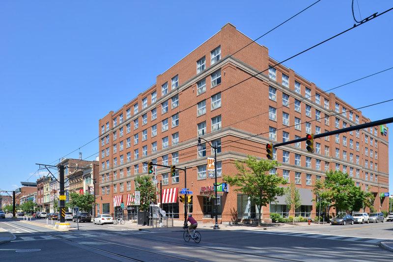 Holiday Inn Express & Suites Buffalo Downtown-Corner of Washington & Chippewa<br/>Image from Leonardo