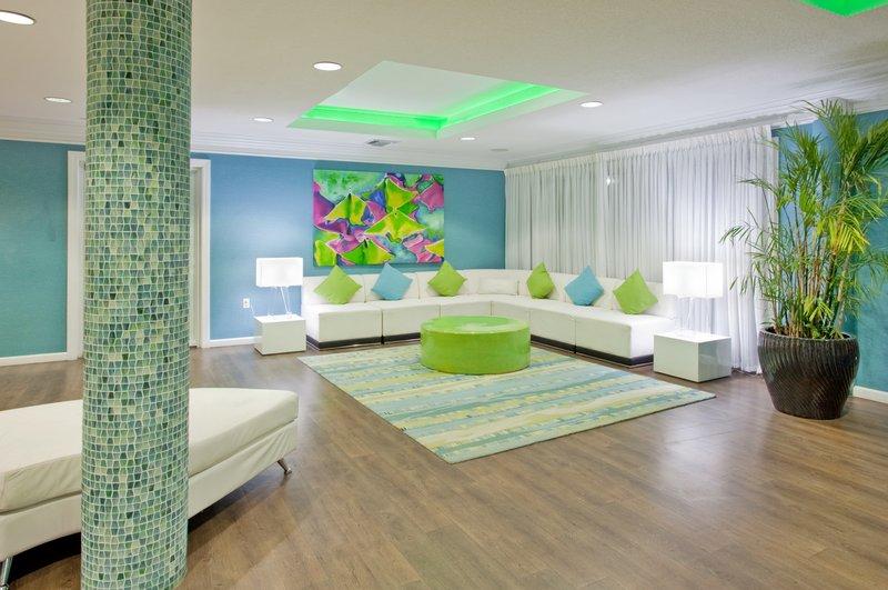 Holiday Inn Resort Grand Cayman-Hotel Lobby, Holiday Inn Resort, Grand Cayman, Cayman Islands<br/>Image from Leonardo
