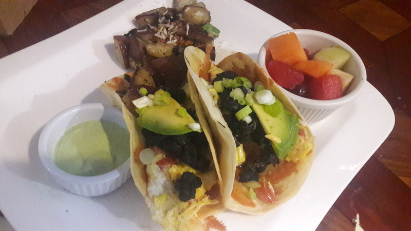 Holiday Inn Resort Grand Cayman-Breakfast Tacos, avocado<br/>Image from Leonardo