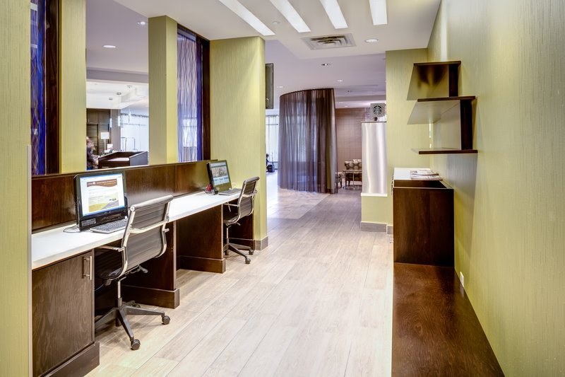 Holiday Inn Sudbury-Stay Connected On The Road In Our Complimentary Business Center<br/>Image from Leonardo