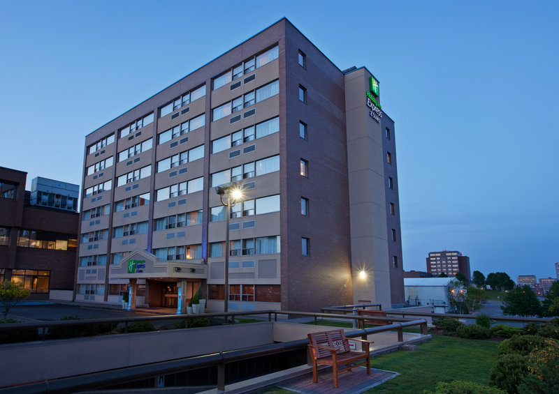 Holiday Inn Express &amp; Suites St. John Harbour Sde-Welcome to the Newly Designed Holiday Inn Express Saint John Hotel<br/>Image from Leonardo