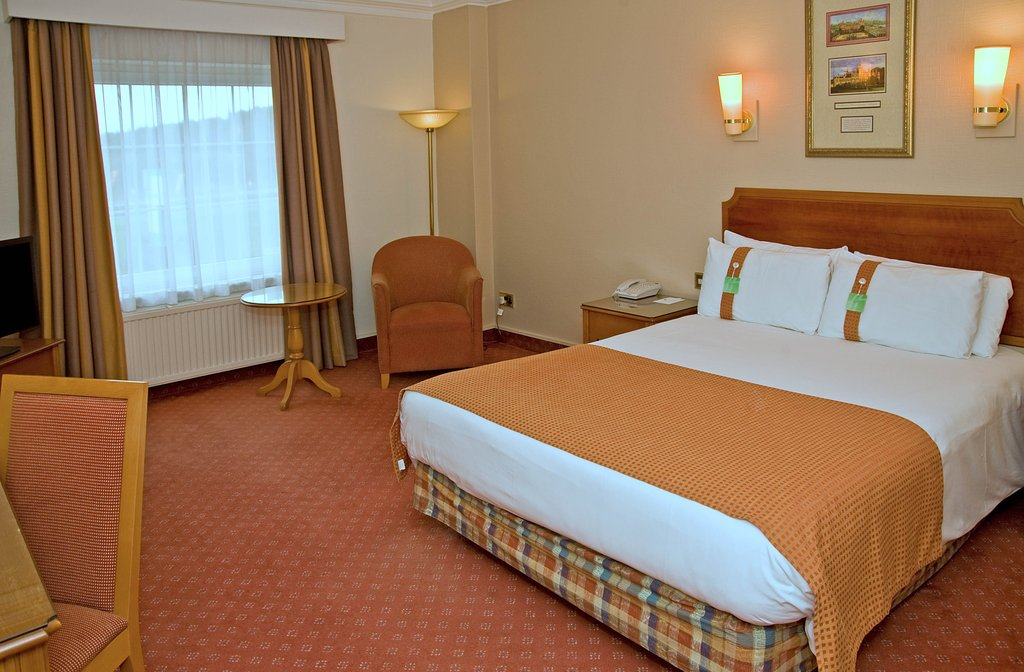 Holiday Inn Corby - Kettering A43-Standard Double<br/>Image from Leonardo
