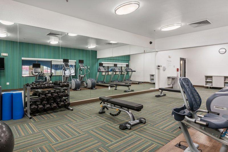 Holiday Inn Express & Suites Salt Lake City West Valley-Fitness Center<br/>Image from Leonardo