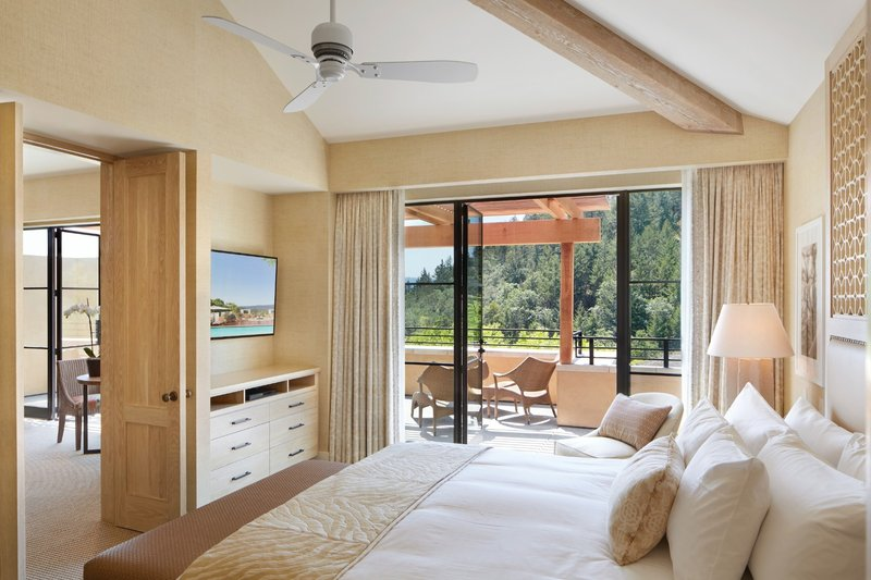 Auberge Du Soleil-Deluxe Valley View Suite<br/>Image from Leonardo