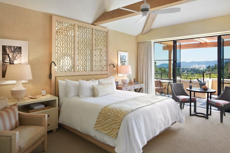 Auberge Du Soleil-Deluxe Valley View Room<br/>Image from Leonardo