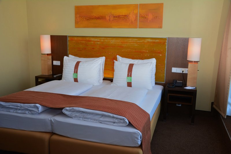 Holiday Inn Salzburg City-Just a bit of luxury for you in our Superior Rooms.<br/>Image from Leonardo