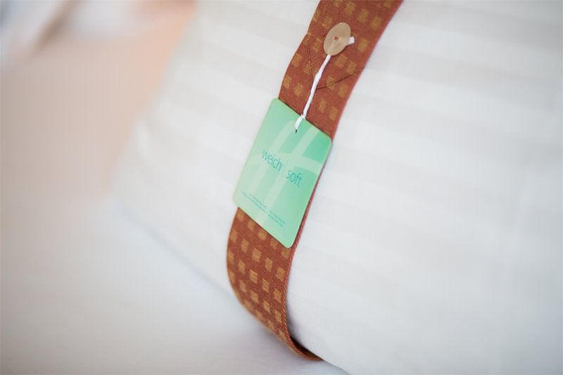 Holiday Inn Salzburg City-Hard or soft pillows? According to your sleep necessity.<br/>Image from Leonardo